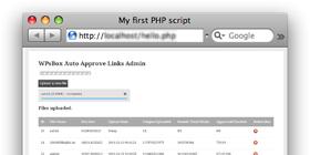 WPsBox PRO admin Panel !
