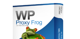 Proxy Frog – WordPress Plugin & api .