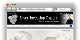 SilverInvestingExpert.com – silver investing tips website !