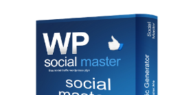 Social Master – WordPress Plugin !